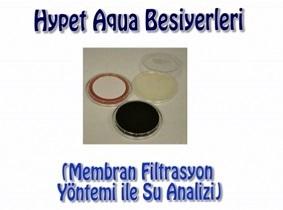 Hypet Aqua ® Besiyerleri (Membran Filtrasyon İçin)