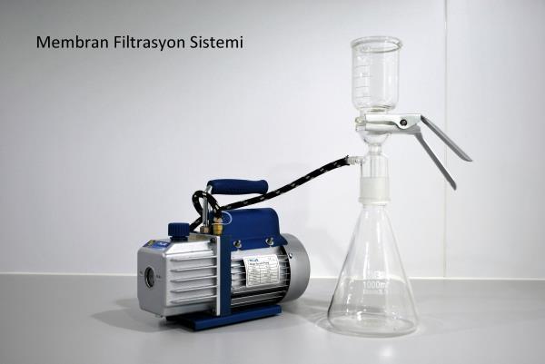 Membran Filtrasyon Sistemi